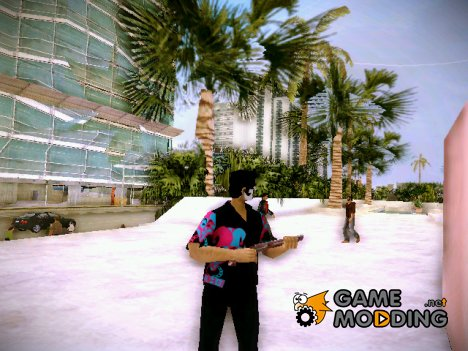 Jaggalo Skin 3 для GTA Vice City