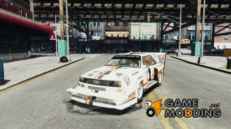Audi Quattro Group B for GTA 4