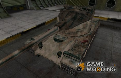 Французкий скин для AMX 50B для World of Tanks