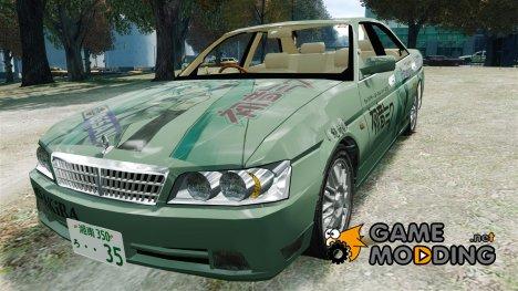 Nissan Laurel GC35 Itasha for GTA 4