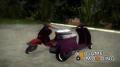 Vespa N-50 for GTA Vice City
