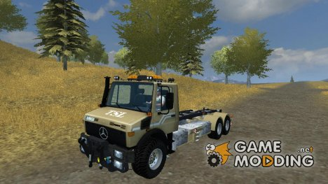 Unimog HKL v 2.0 for Farming Simulator 2013