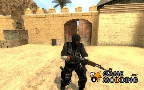 Black Phoenix for Counter-Strike Source