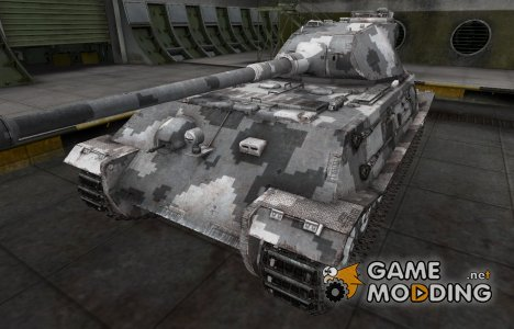 Камуфлированный скин для VK 45.02 (P) Ausf. B for World of Tanks