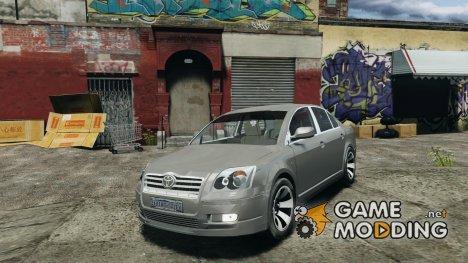 Toyota Avensis для GTA 4