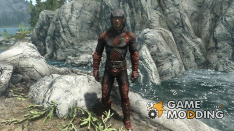 New Jester Armor - Dark Shrouded for TES V Skyrim
