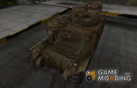 Американский танк M3 Lee for World of Tanks