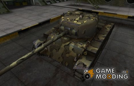 Простой скин T20 for World of Tanks
