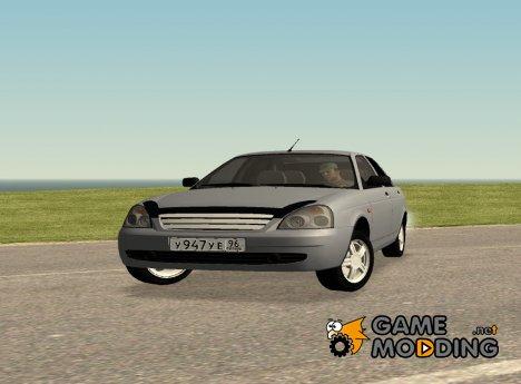 ВАЗ 2170 V2 для GTA San Andreas