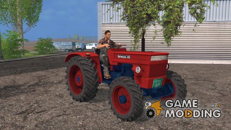 Universal 445 DT for Farming Simulator 2015