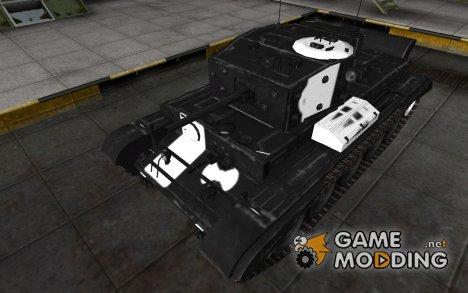 Зоны пробития Cromwell для World of Tanks