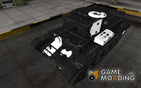 Зоны пробития Cromwell for World of Tanks