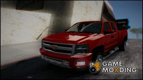 Chevrolet Silverado 1500 HD Stock version для GTA San Andreas
