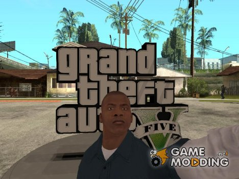 GTA V: Official pack v.1 для GTA San Andreas