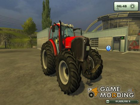 Lindner PowerTrac 234 для Farming Simulator 2013