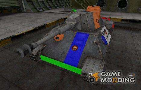Качественный скин для VK 30.02 (D) для World of Tanks
