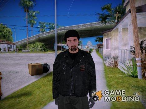 Lost Gang V1 GTA V for GTA San Andreas