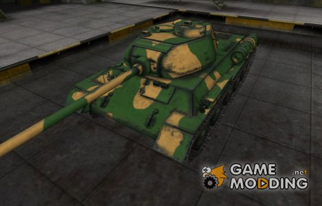 Китайский танк T-34-1 для World of Tanks