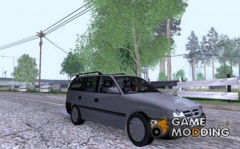 Opel Astra F Caravan для GTA San Andreas