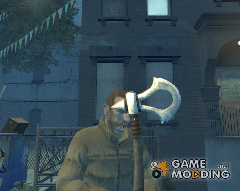 Пак оружия из разных игр (By Babay) для GTA 4