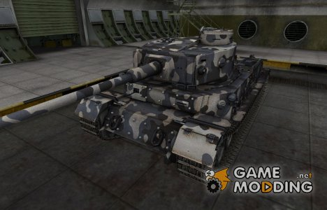 Немецкий танк PzKpfw VI Tiger (P) for World of Tanks