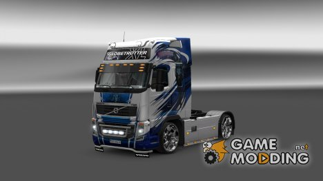 Скин для Volvo FH16 R.Thurhagens for Euro Truck Simulator 2