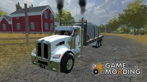 Kenworth Spray Rig для Farming Simulator 2013