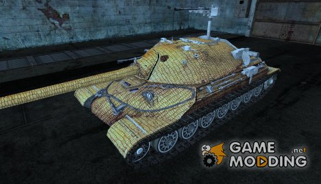 Шкурка для ИС-7 для World of Tanks