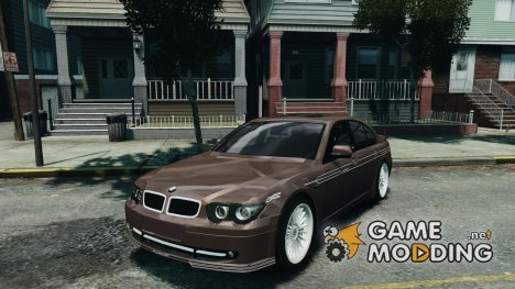 BMW Alpina B7 for GTA 4