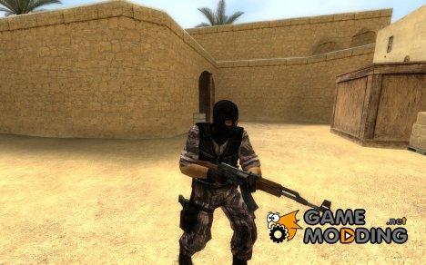 spetsnaz tigerstripe terror для Counter-Strike Source