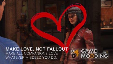 Компаньоны вас любят и не отвергают для Fallout 4