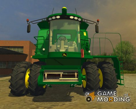 John Deere 9750 for Farming Simulator 2013