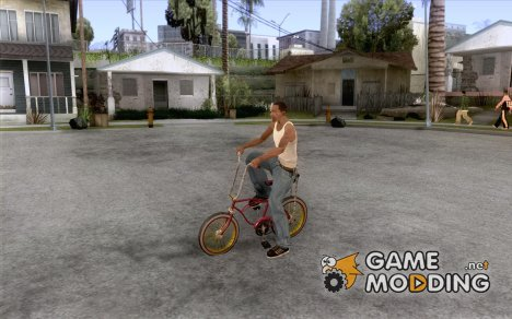 CUSTOM BIKES BIKE for GTA San Andreas