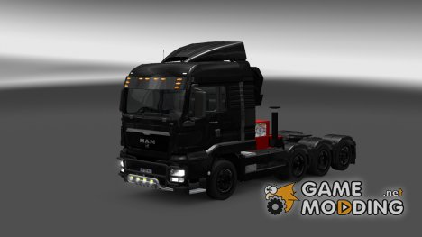 MAN TGS Euro 5 for Euro Truck Simulator 2