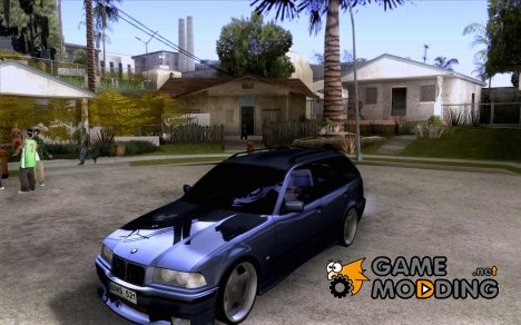 BMW E36 Touring for GTA San Andreas