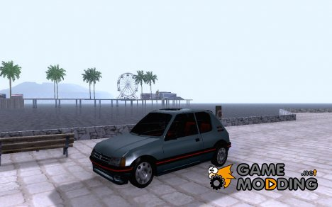 Peugeot 205 GTI for GTA San Andreas