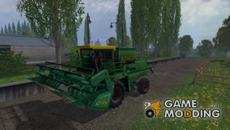 ДОН 1500Б for Farming Simulator 2015