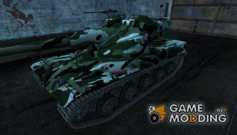 Шкурка для AMX 50B для World of Tanks