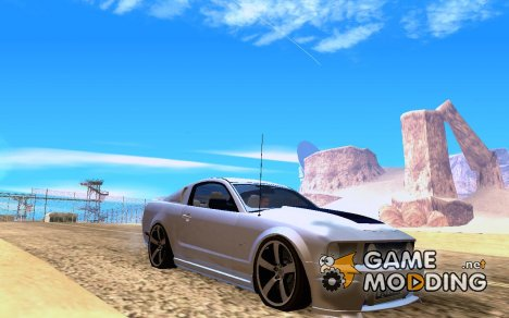 Ford Mustang GTS by Ggus для GTA San Andreas