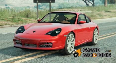 Porsche 911 GT3 2004 v1.0.1 for GTA 5