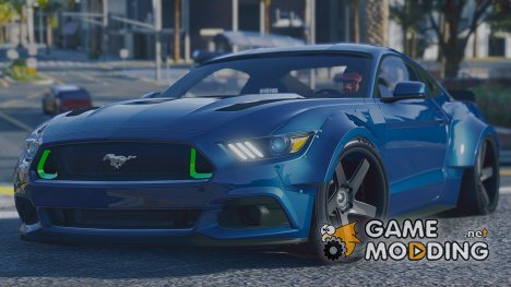 Ford Mustang 2015 HPE750 4.0 for GTA 5