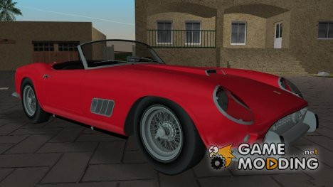 Ferrari 250 California 1963 for GTA Vice City