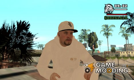 The White Men for GTA San Andreas