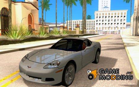 Chevrolet Corvette (C6) for GTA San Andreas