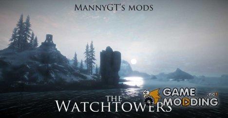 Сторожевые башни 1.0 для TES V Skyrim