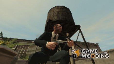 """Пистолет """"Colt M1911A1"""" для GTA 4"""