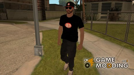 PAStent Gang 3rd leader for GTA San Andreas