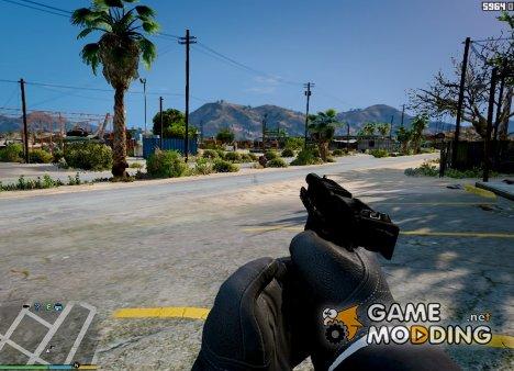 Glock 20 1.0 for GTA 5