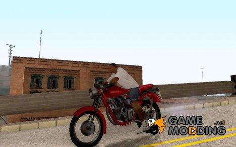 Classic Moto для GTA San Andreas