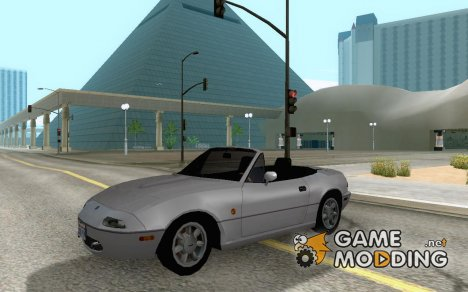 Mazda MX-5 Eunos Roadster for GTA San Andreas